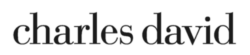 Charles David_Logo_BW
