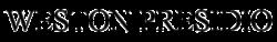 Weston_presidio_logo